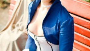 BioShock Elizabet cosplay