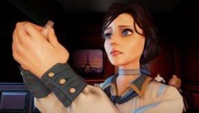 BioShock Elizabet zrzut z gry