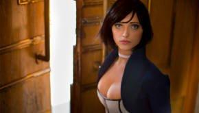 BioShock cosplay Elizabet Anna Moleva