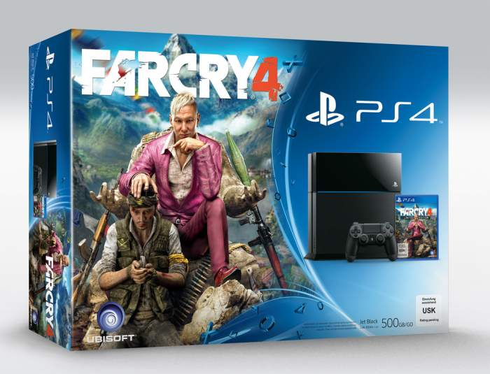 FarCry 4 Playstation 4