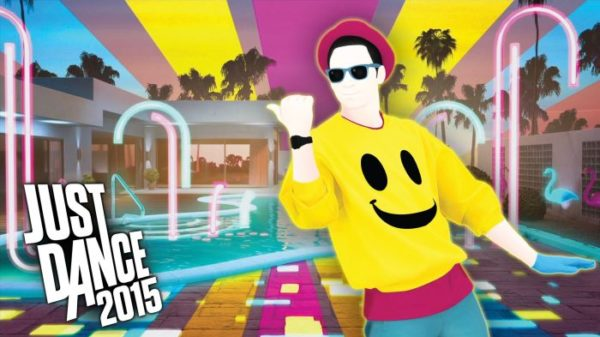 Just Dance 2015 lista utworow1