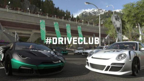 Logo DriveClub
