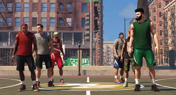 NBA 2K14 park 700x324