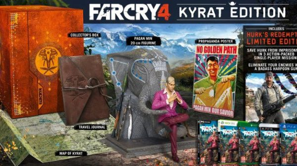 Far Cry 4 kyrat edition 700x351