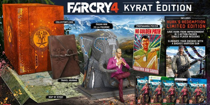Edycja kolekcjonerska Far Cry 4 – zwiastun