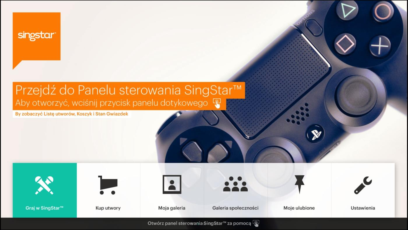 singstar playstation 4 nareszcie do pobrania z playstation store. Black Bedroom Furniture Sets. Home Design Ideas