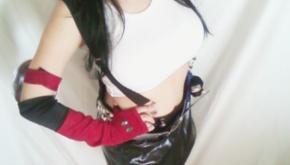 Tifa cosplay by chiisuru