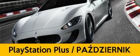 PlayStation Plus Październik