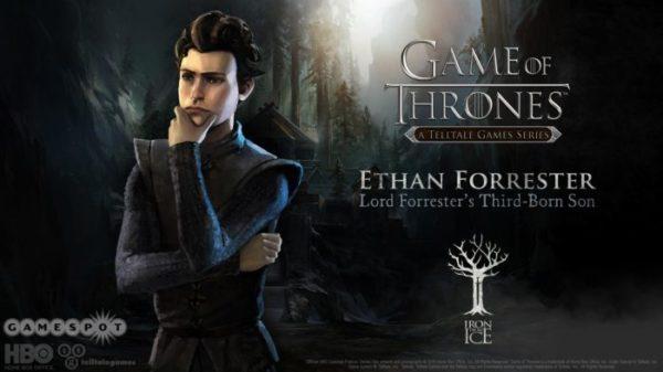 Game of Thrones A Telltale Games Series trailer