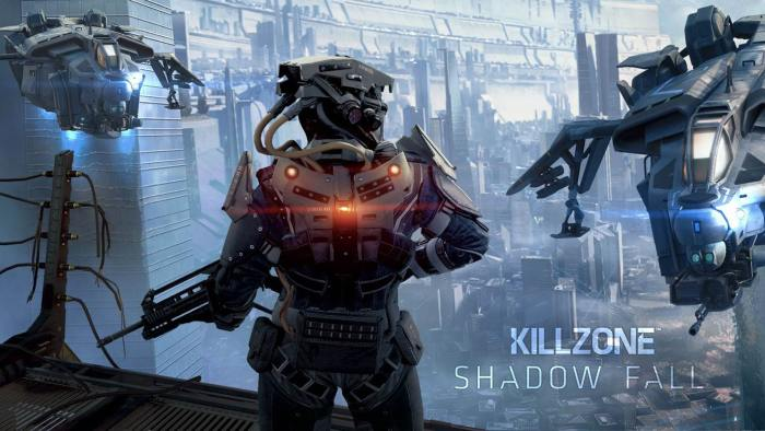 Killzone shadow fall ps4 wallpaper in hd