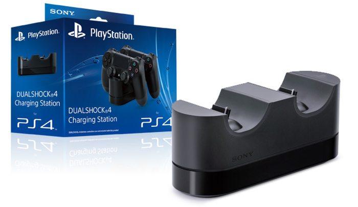 Stacja ładująca DualShock 4 test dwóch produktów Gamerweb.pl