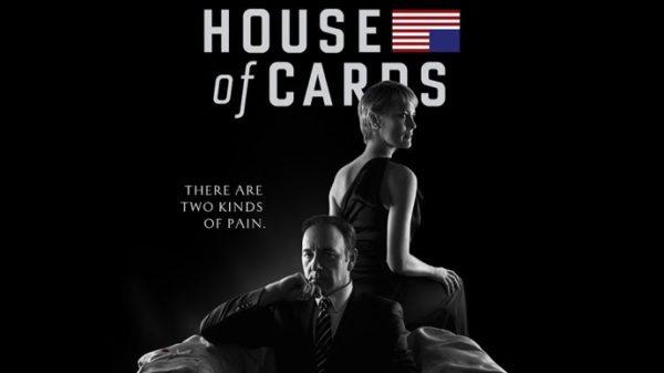 house of cards season 2