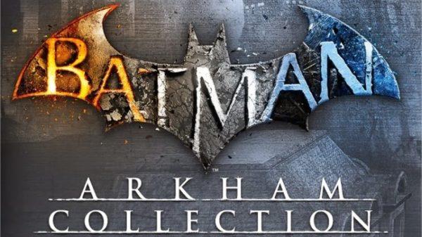 Batman Arkham Collection 001