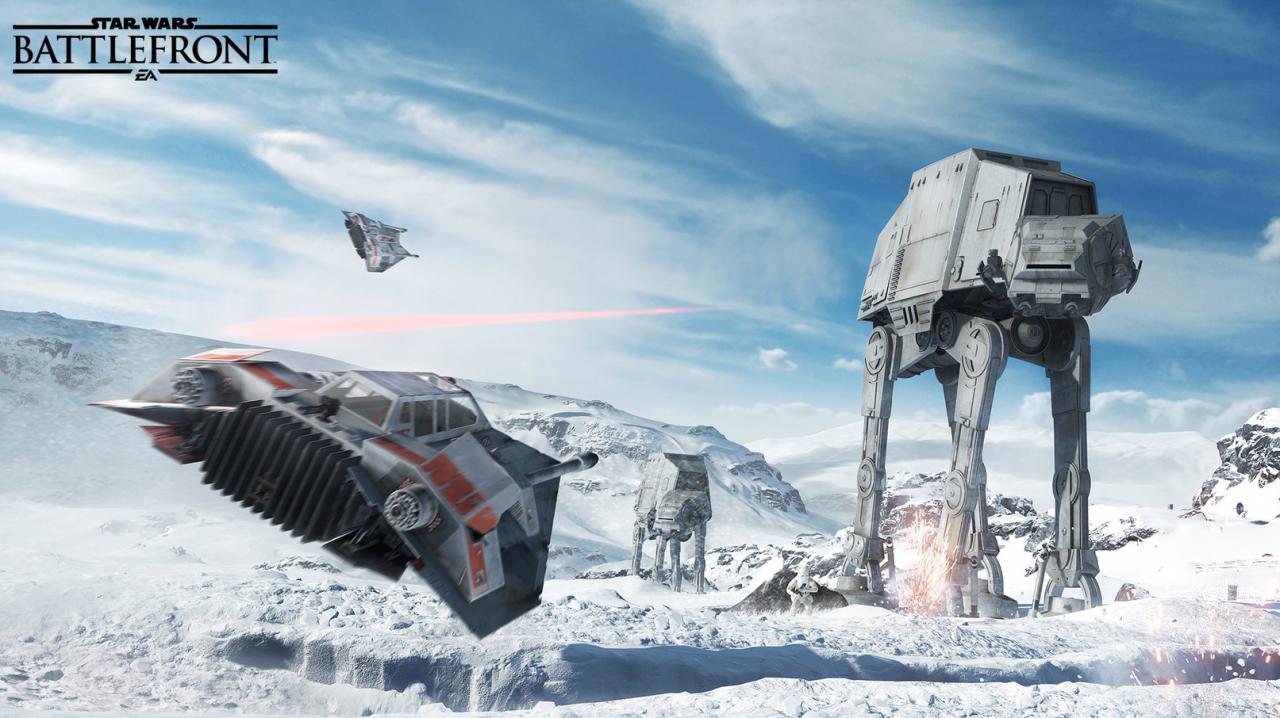 Star Wars: Battlefront 2 zadebiutuje w 2017 roku
