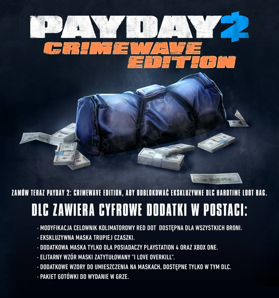 payday2 CE pre-order
