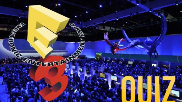 E3 2015 Quiz