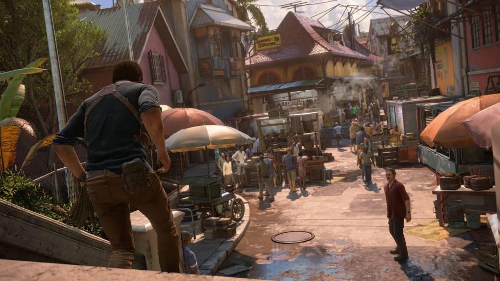 Uncharted 4 - wiele nowych screenshots w rozdzielczości 1080p ...