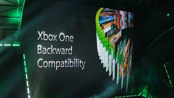 Xbox One backward compat