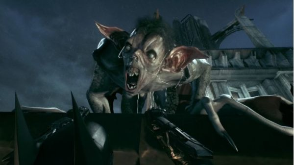 Batman Arkham Knight Halloweenowy Easter Egg