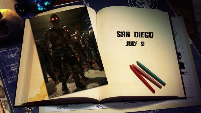 Call of Duty Black Ops III zombie