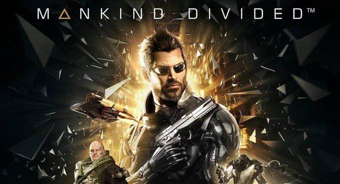 Deus Ex Mankind Devided