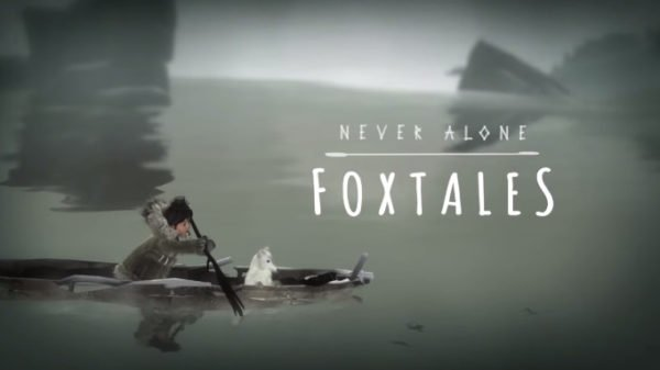 Never alone the foxtales