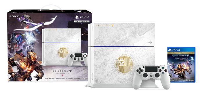 Znamy cenę PlayStation 4 z motywem Destiny: The Taken King