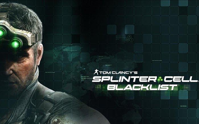 Splinter Cell Blacklist Header