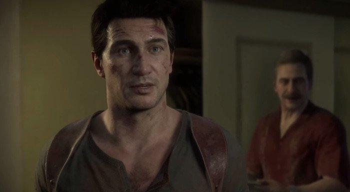 Nowy materiał z Uncharted 4 – pełne emocji spotkanie po latach