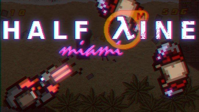 Half-Line Miami – darmowy projekt łączący Half-Life z Hotline Miami