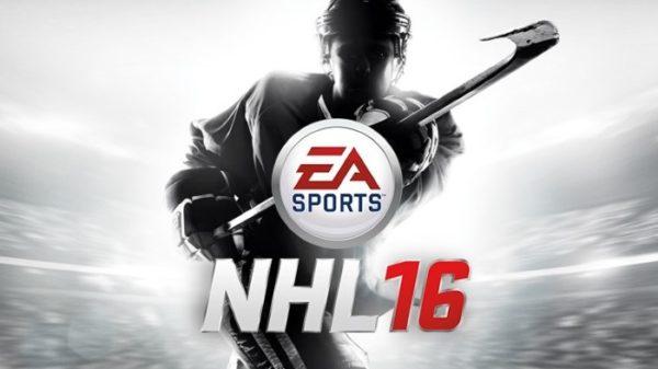 NHL 16 logo