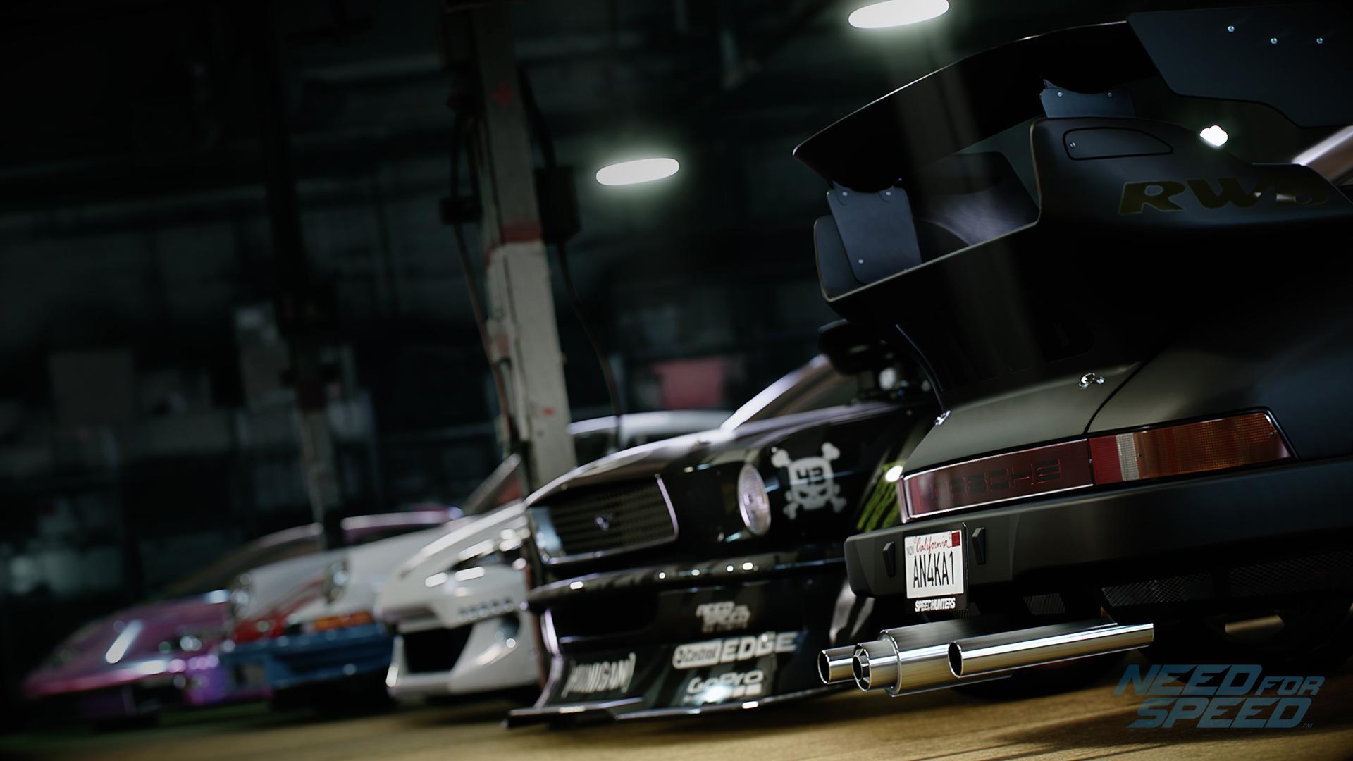 Need for Speed vs. DriveClub – sprawdźcie które wyścigi prezentują się lepiej