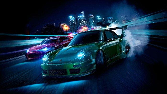 Dwie na trzy sprzedane kopie Need for Speed trafiają do rąk posiadaczy PS4