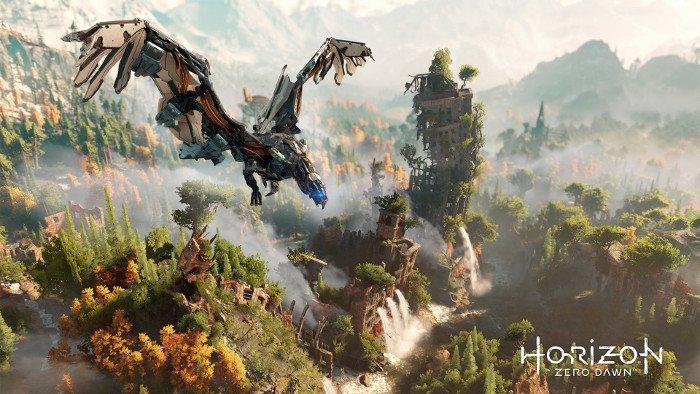 Horizon Zero Dawn ma zapewnić graczom wielogodzinną eksploracje