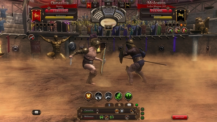 Steam Greenlight : Gladiators Online : Death Before Dishonor