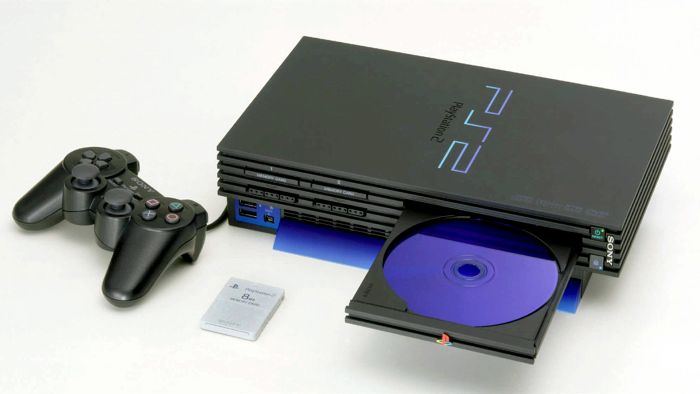 FI.0818.PlayStation2.1. Sony's all–in–one PlayStation 2 video game console, which offers Web access, is shown in this undated photo released Thursday, Nov. 11, 1999. (AP Photo/Sony)