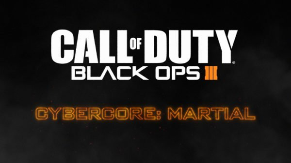 call od duty black ops 3 Cybercore Martial
