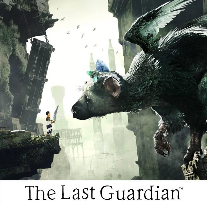 The Last Guardian E1481671759806
