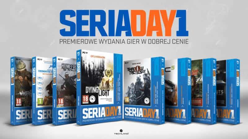 Techland Seria Day1