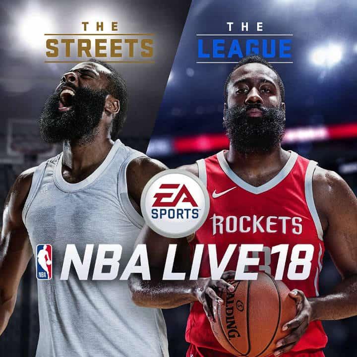 NBA Live 18 – recenzja