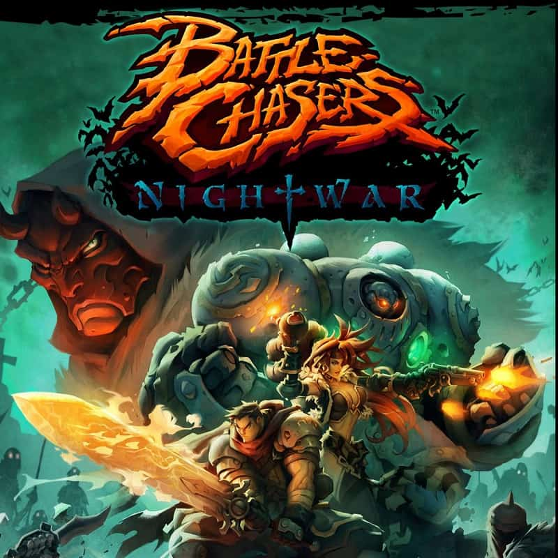 Nordic Chaser: Battle Chasers: Nightwar