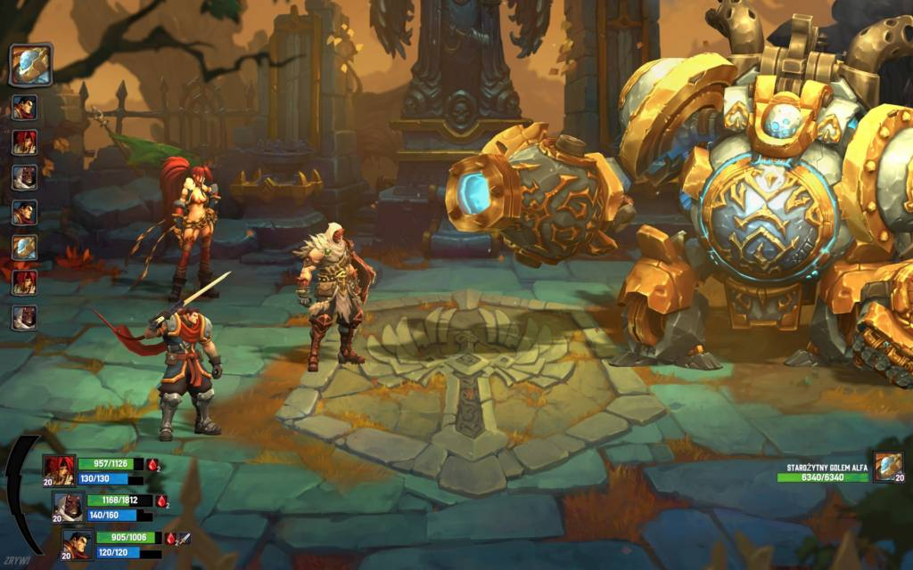 Battle Chasers Nightwar Recenzja 15