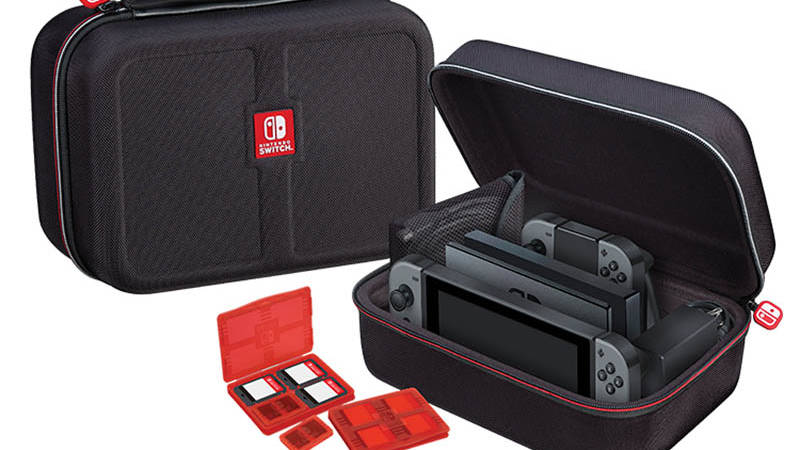 Big Ben Nintendo Switch etui