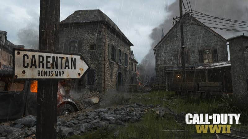 Carentan Call Of Duty Wwii