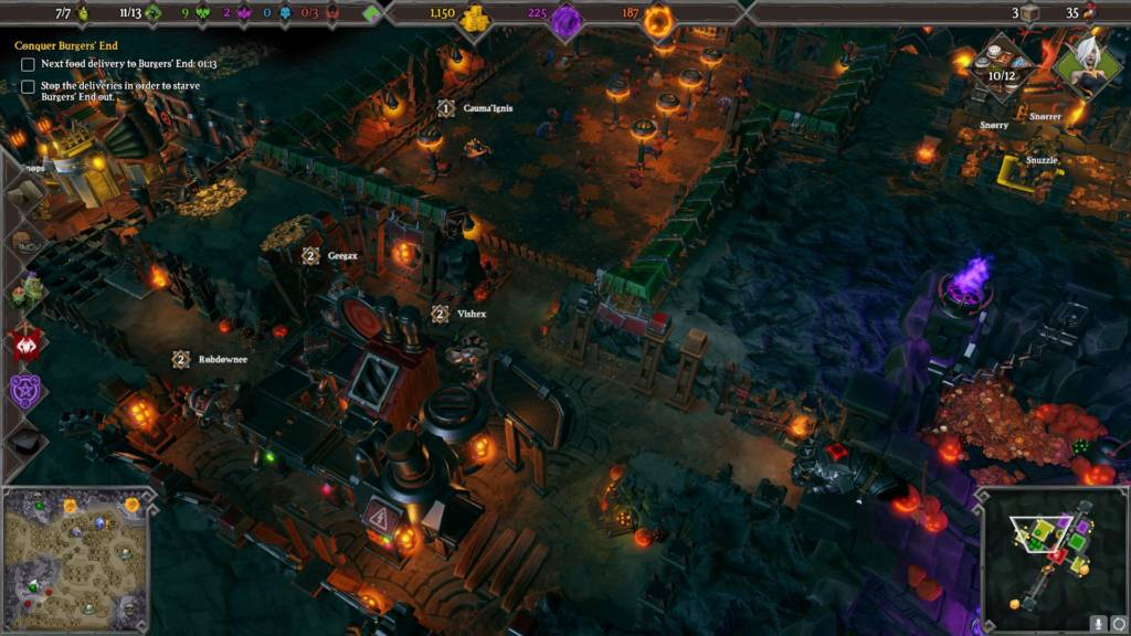 Dungeons 3 Screen2