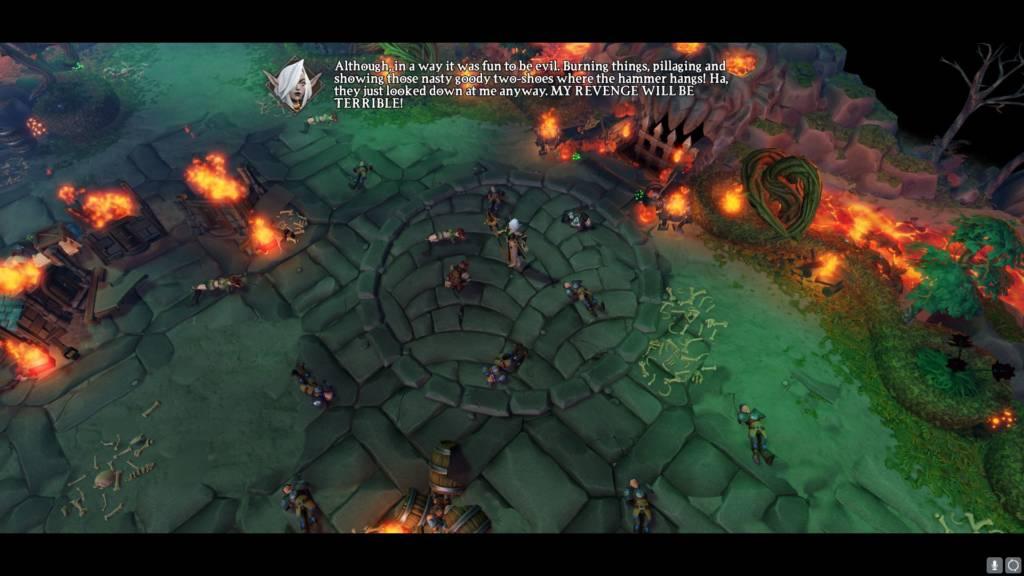 Dungeons 4 Screen1