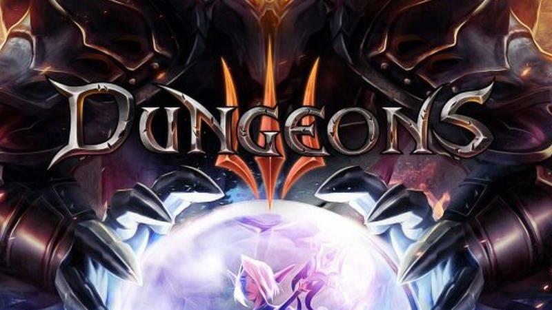 Dungeons3 Logo