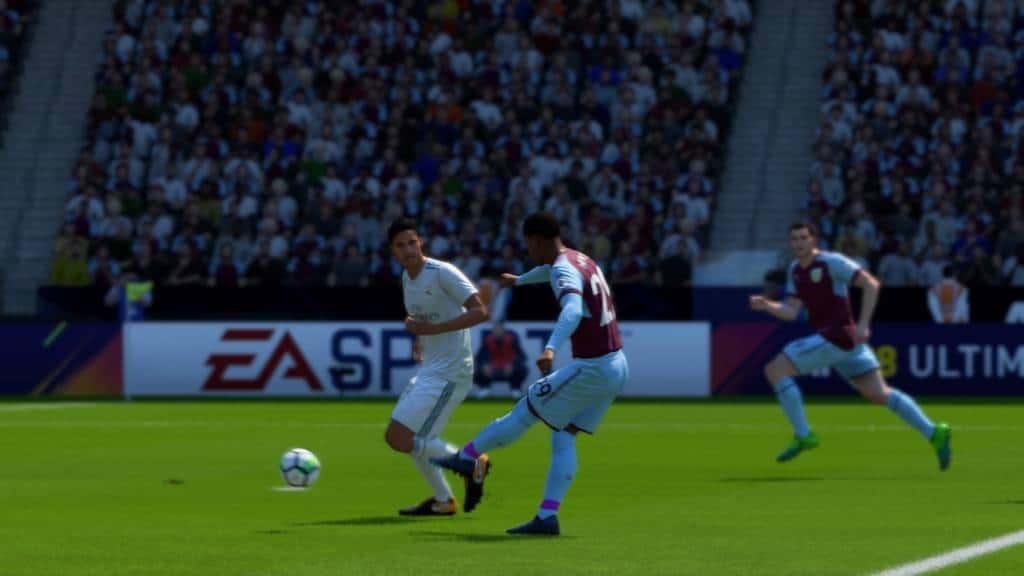 Fifa 18 Droga Do Sławy 0:3 Rma — Bur, 2. Poł.