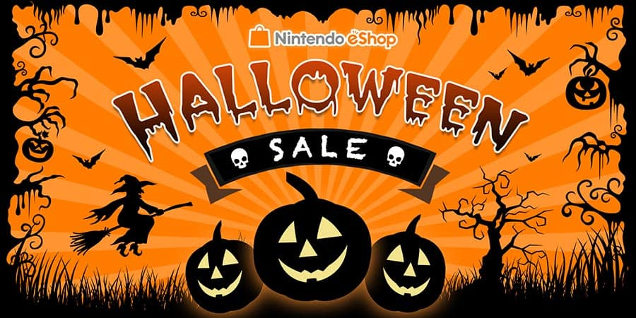 Halloween Sale Nintendo