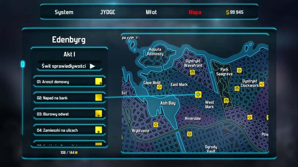 Jydge Mapa